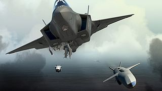 Regjeringen satser på norsk kampflymissil