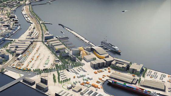 Alliansen Powerhouse (Entra Eiendom, Skanska, Snøhetta, Zero og Hydro) skal bygge Norges første og verdens nordligste energipositive forretningsbygg, på Brattørkaia i Trondheim.
