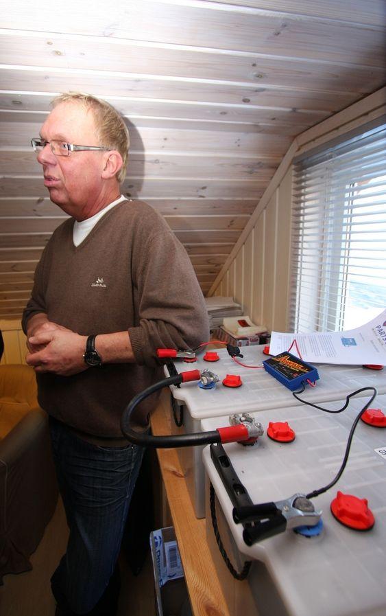 Jens Petter Kleven har i åtte år solgt Megapulse. I år har han fått et markedsgjennombrudd for batterilevetidsforlengeren. Kleven holder til i Askim som ifølge kommuneledelsen har etablert en meget god gründerkultur i etterkant av at Viking dekk forsvant for 20 år siden.