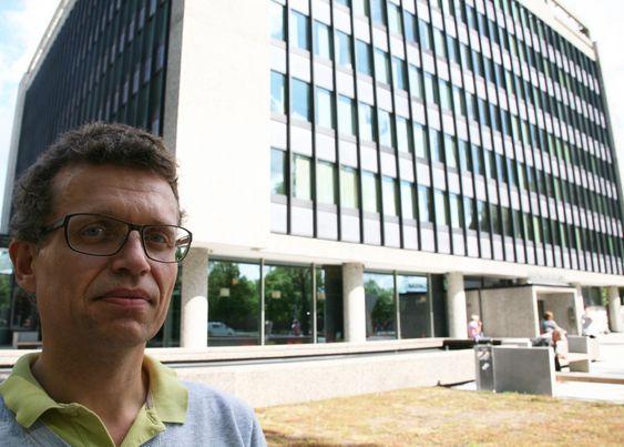 Knut R. Skotner, fagsjef i Norsk Industris bransje- og industripolitiske avdeling.
