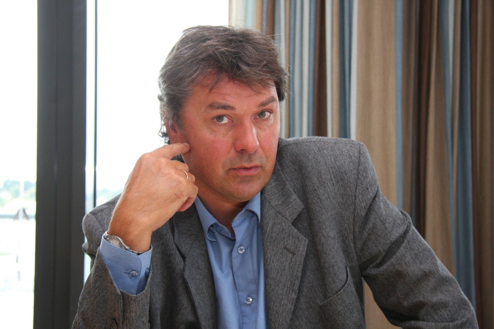 Sjøfartsdirektør Olav Akselsen ønsker et mer fleksibelt internasjonalt regelvlerk foran norske særregler.