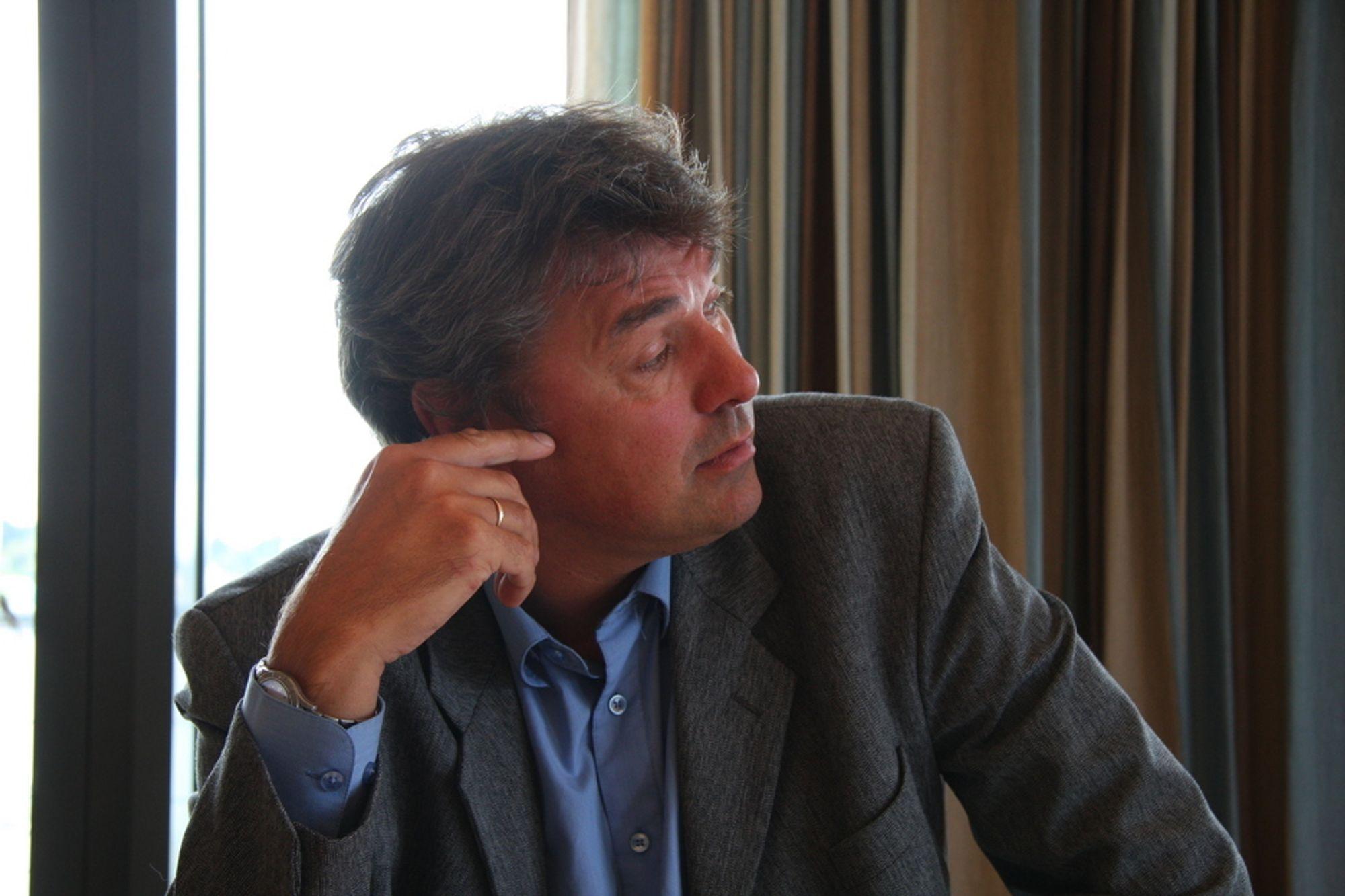 SKAL UTREDE: Sjøfartsdirektør Olav Akselsen skal lede en arbeidsgruppe som skal levere en rapport om ulykker med fritidsbåter til våren.