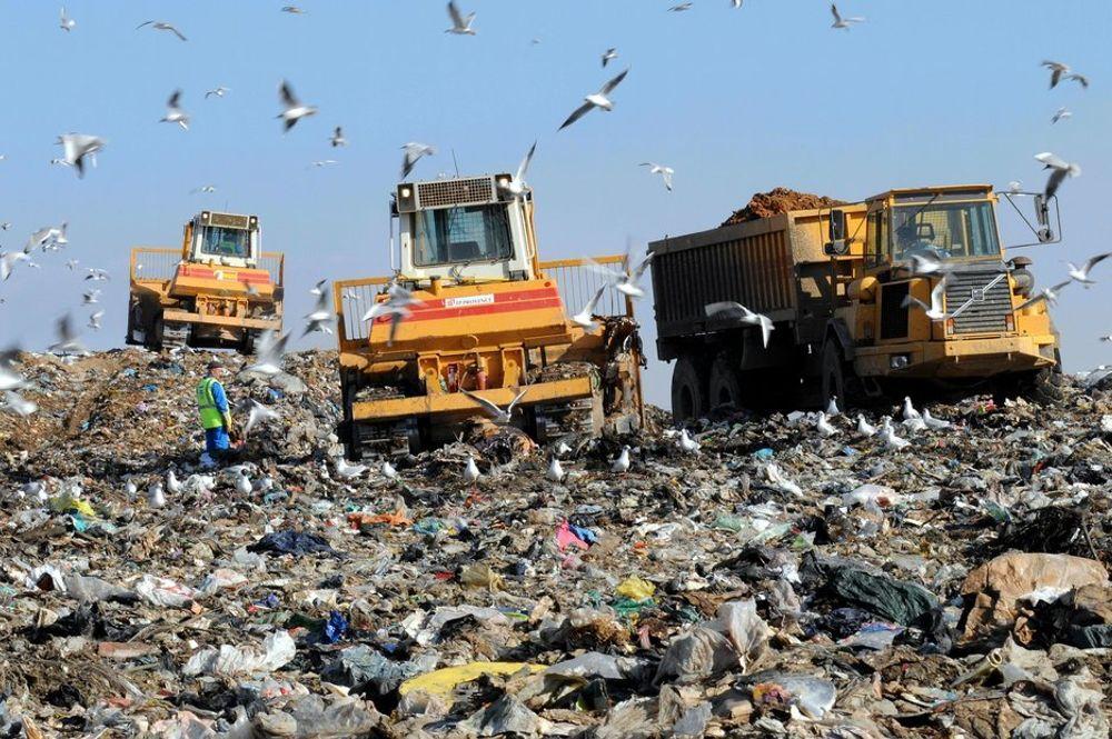 I 2020 kan søppelmengden ha kommet opp i 558 kilo per hode, dersom ikke europeiske land får på plass en mer effektiv håndtering av avfallet.