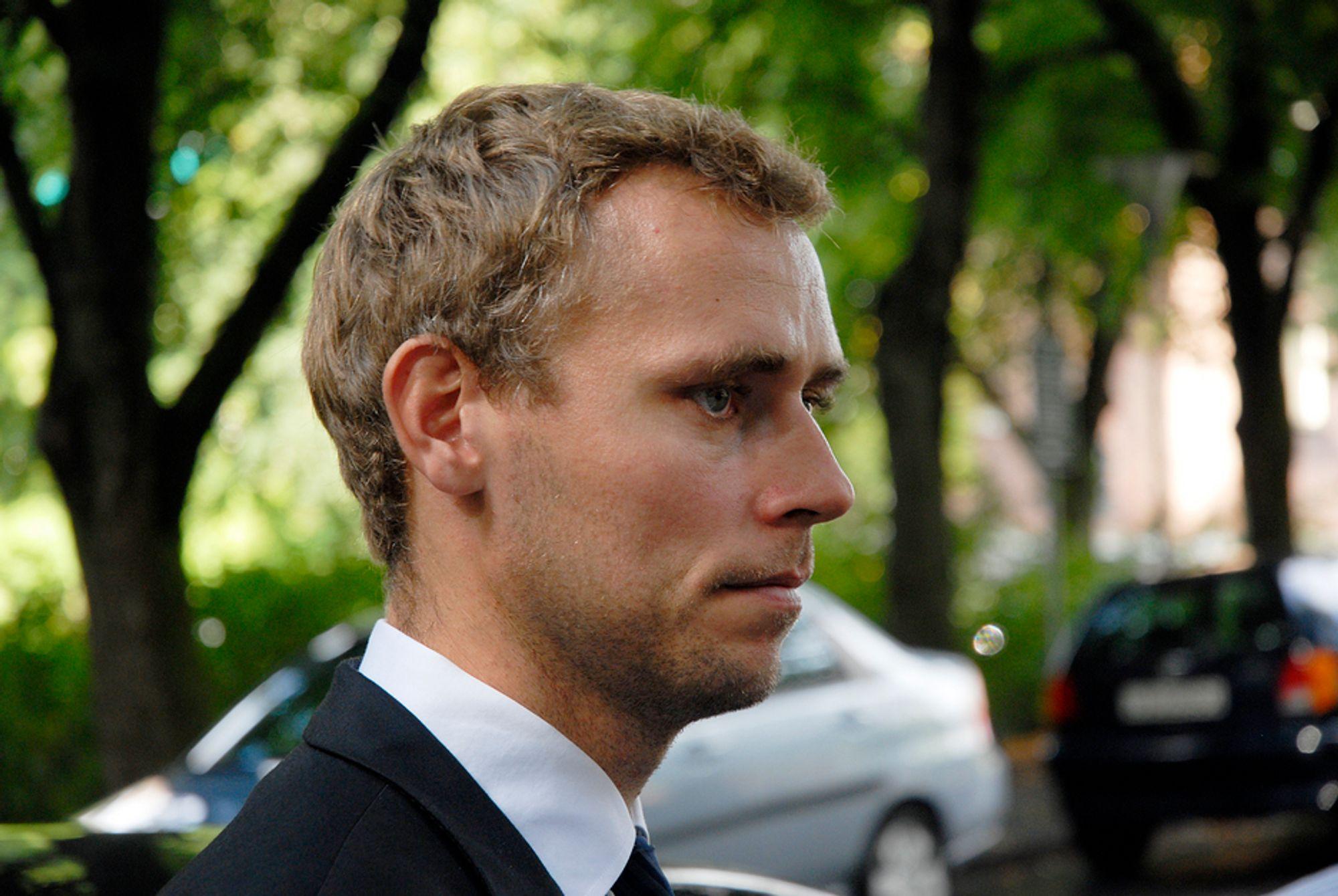 """KRITISK TIL BRUSSEL: Norge er bedre skikket til å vurdere reguleringen av norske vassdrag enn Esa-byråkrater i Brüssel som """"knapt har sett en regulert elv"""", mener energiminister Ola Borten Moe (Sp)."""