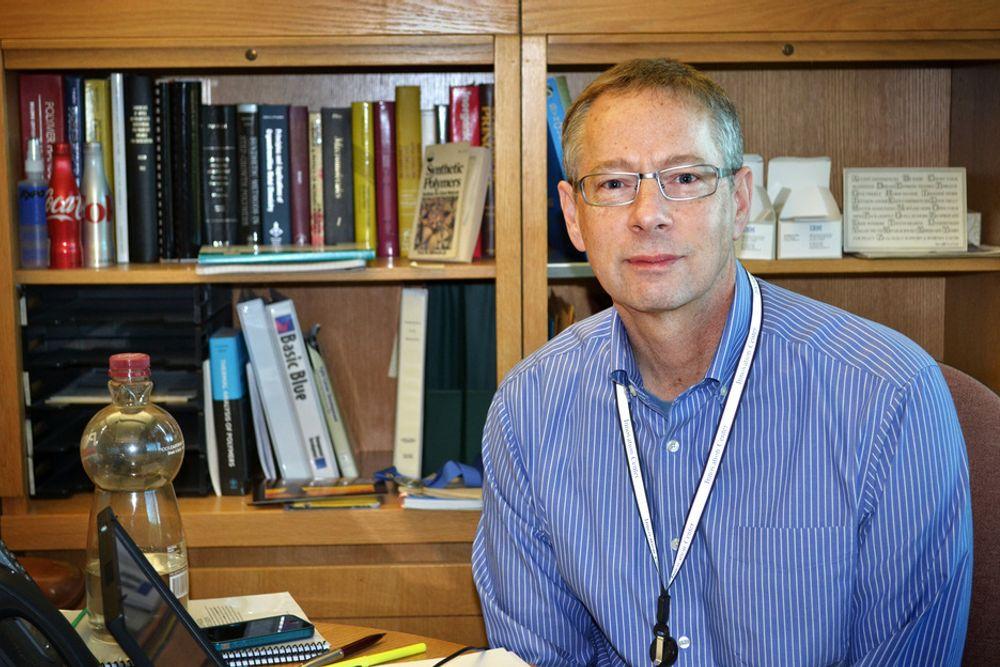Bob Allen forskningssjef IBM
