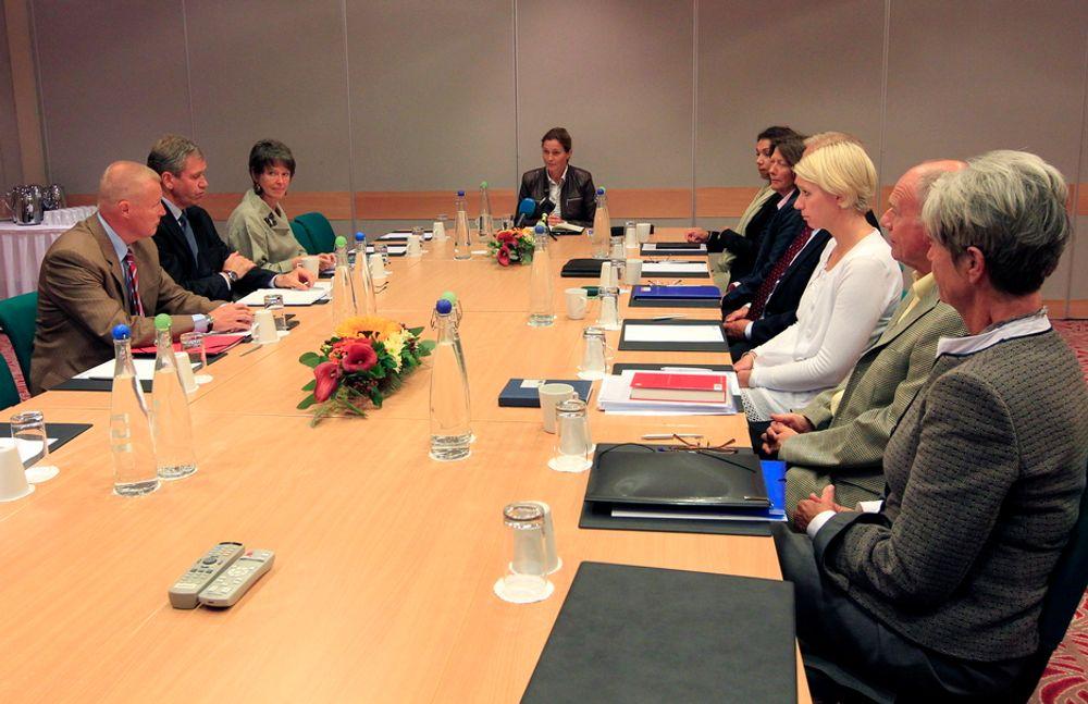 22. juli-kommisjonen hadde sitt første møte torsdag. Nå er Bjørn Otto Sverdrup ansatt som kommisjonens sekretariatsleder.