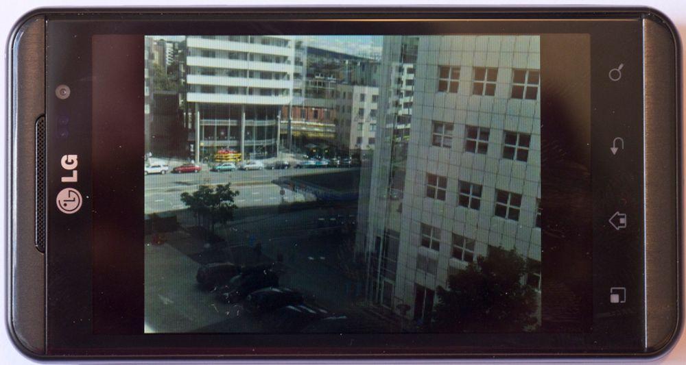 TEST: LG Optimus 3D