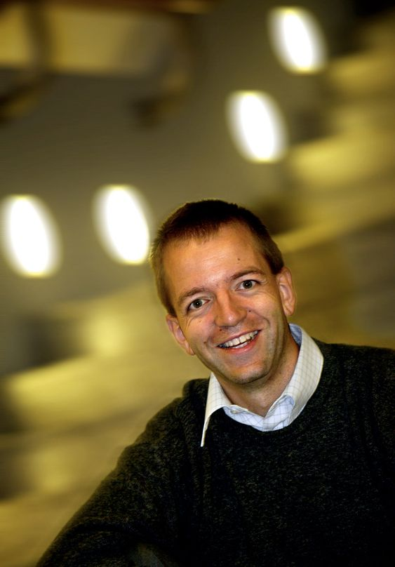 INITAITIV: Svere Alsvik, leder for avdeling Miljø og energieffektivisering i maritimt område i DNV tok initiativ til effektiviseringsprosjektet for offshorefartøy.