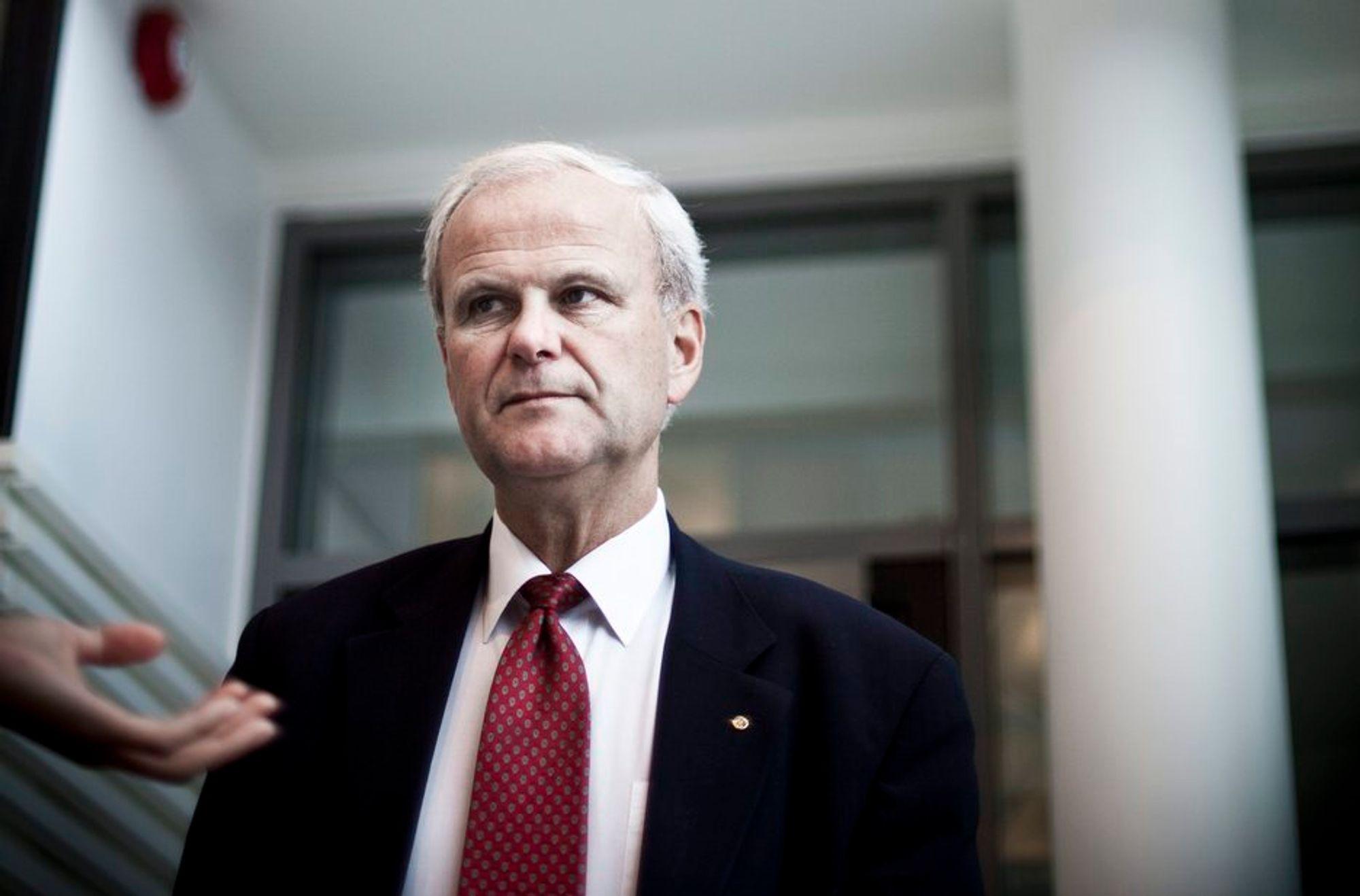 - Det har blitt skapt et inntrykk av at vi er en solnedgangsindustri, sier tidligere Statoil-direktør Bengt Lie Hansen.