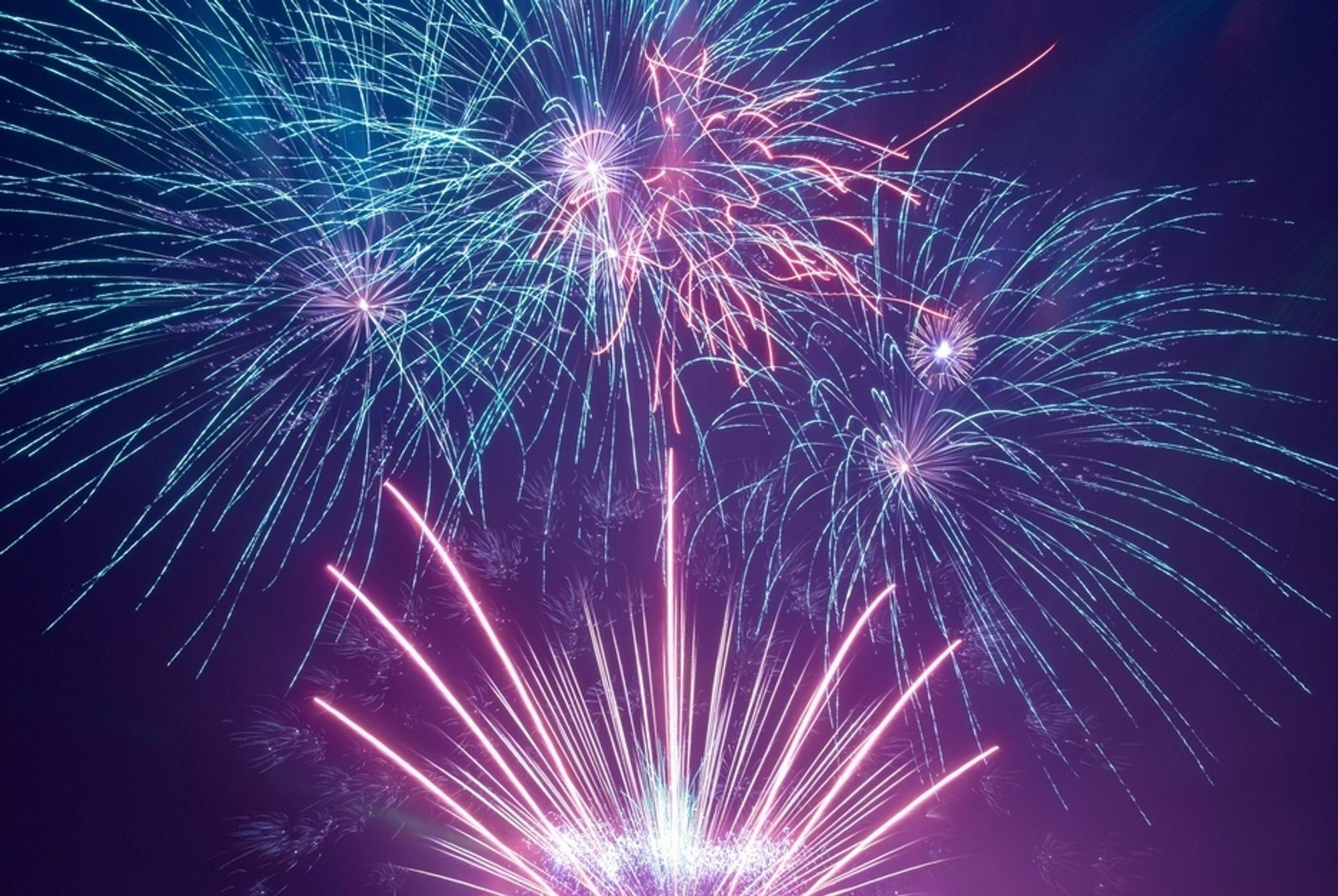 2011 er over, og vi vil ønske alle lesere et godt 2012.