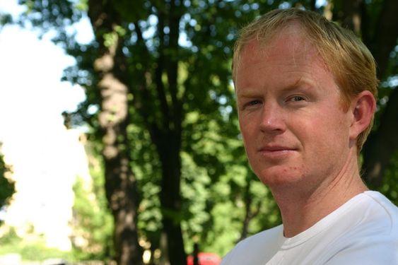 Lars Haltbrekken - leder i Naturvernforbundet.