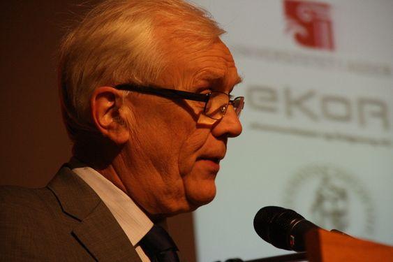 NTNU-rektor Torbjørn Digernes.