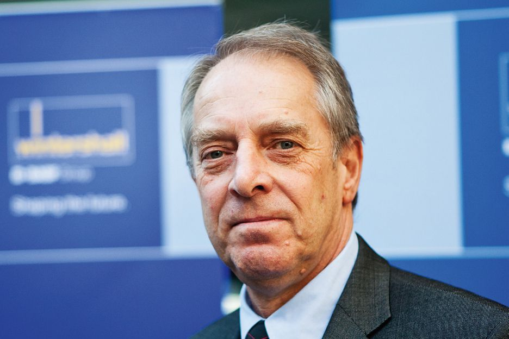 IMPONERT: Winterhalls Bernd Schrimpf mener kvinneandelen i norsk oljeindustri ligger ti år foran andre land.