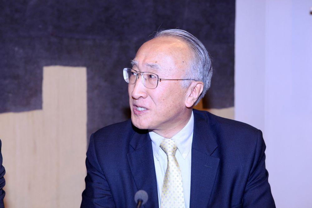 TRENGER MER: Det finnes nok olje til at verden kan vokse videre de neste tjue årene, ifølge Det internasjonale energibyrået IEA. Men vi er ikke i rute, innrømmer direktør Nobuo Tanaka overfor Teknisk Ukeblad.