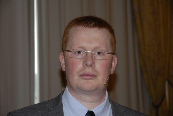 SKUFFET: Småkraftforeningas daglige leder Henrik Glette var svært skuffet over at energiminister Ola Borten Moe ikke lar gammel småkraft få sertifikater.