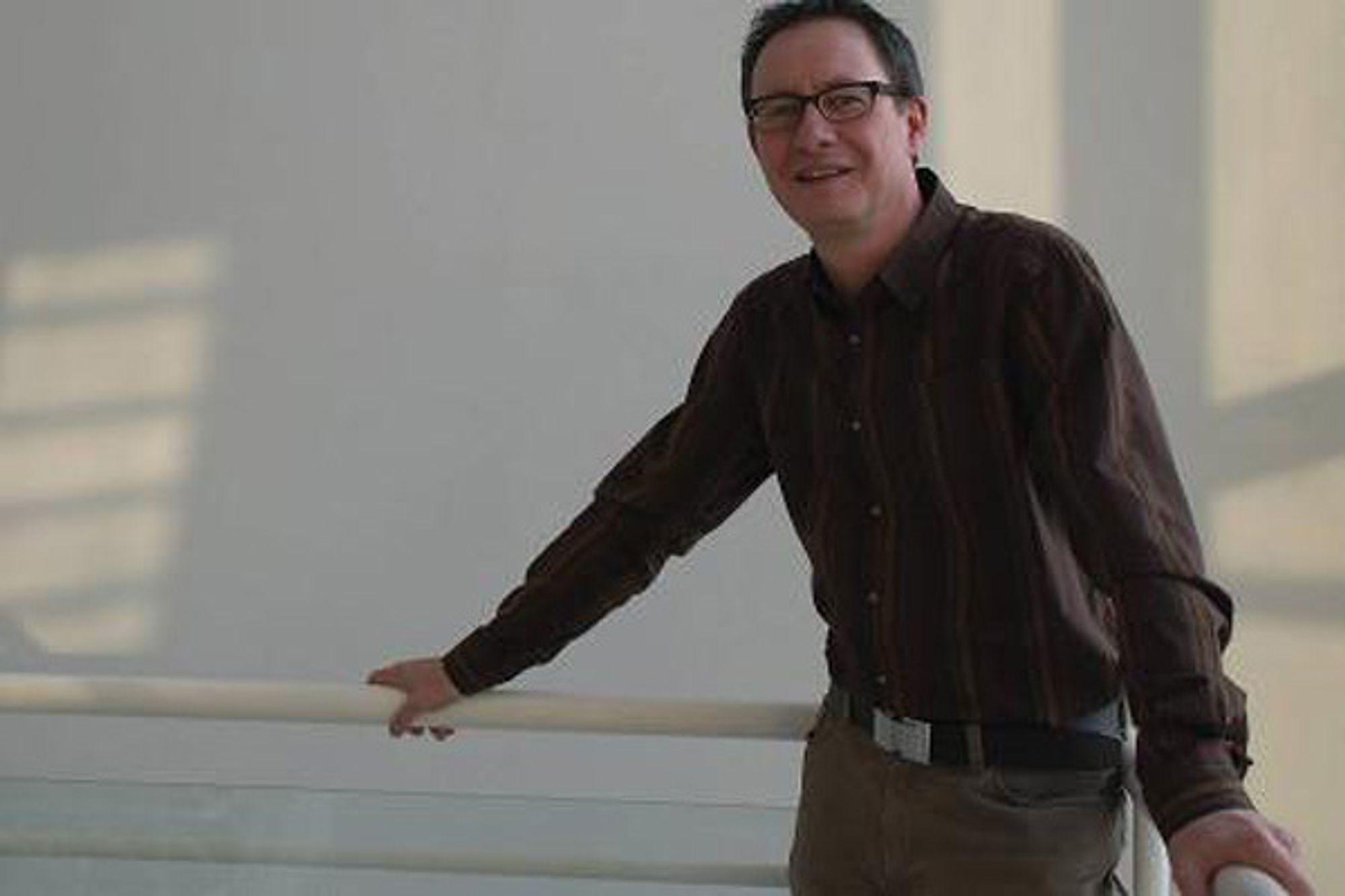 Leder for Force Sub-basalt, Lars Jensen, sier resultatene fra undersøkelsene ser svært lovende ut.