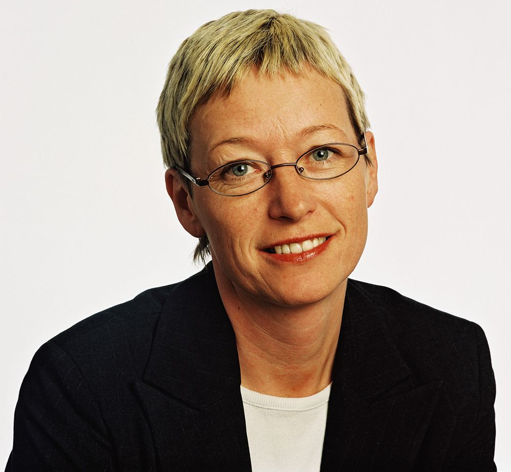 NESTLEDER: Marit Arnstad, tidligere olje- og energiminister og stortingsrepresentant for Sp, er innstilt som nestleder i StatoilHydro. Hun er fra før valgt inn i styret til Statoil fra juni 2006-2008.