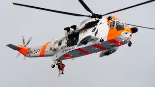Mannen med ansvar for å handle nye redningshelikoptre for 16,8 milliarder kroner er erklært inhabil
