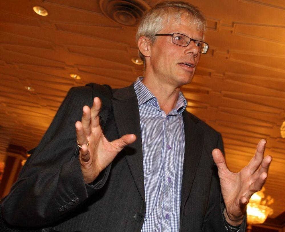 HJELP: Difi-sjef Hans Chr. Holte fikk umiddelbar respons på sitt rop om hjelp til å hente ut it-gevinster i offentlig sektor.