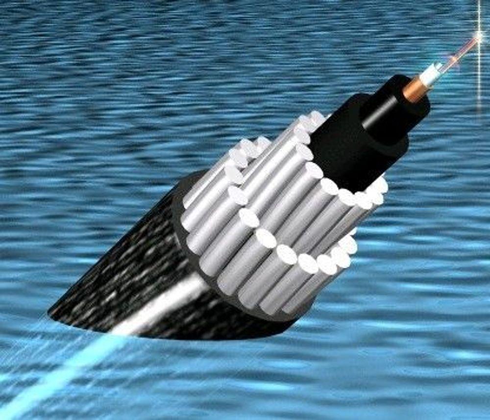 ILL: Sjøkabel fra Nexans.