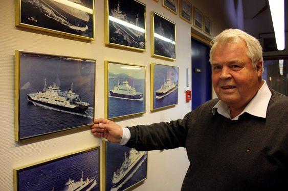 skipsingeniør Per Kverndokk AGR Marine Engineering