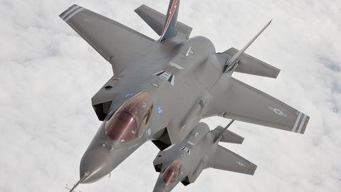 Traff blink med F-35-prisen