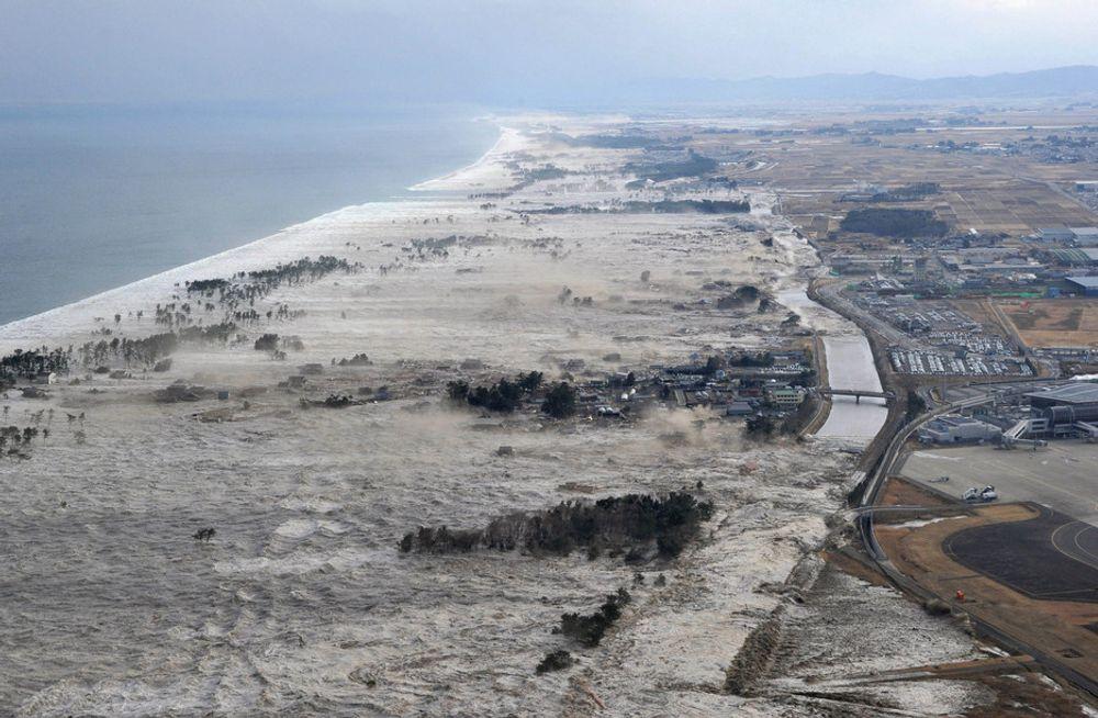 DYRERE GASS: Gassprisen i Europa har steget som følge av jordskjelvet i Japan.