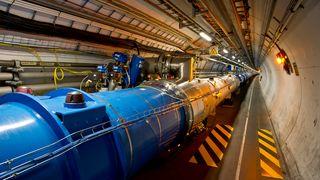 Kan ha funnet Higgs-partikkelen