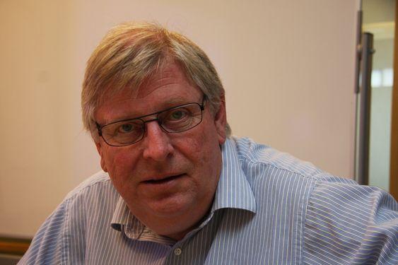 ISMANN: Dr. ing. Nils Albert Jenssen driver med forskning og forretningsutvikling i Kongsberg Maritime.