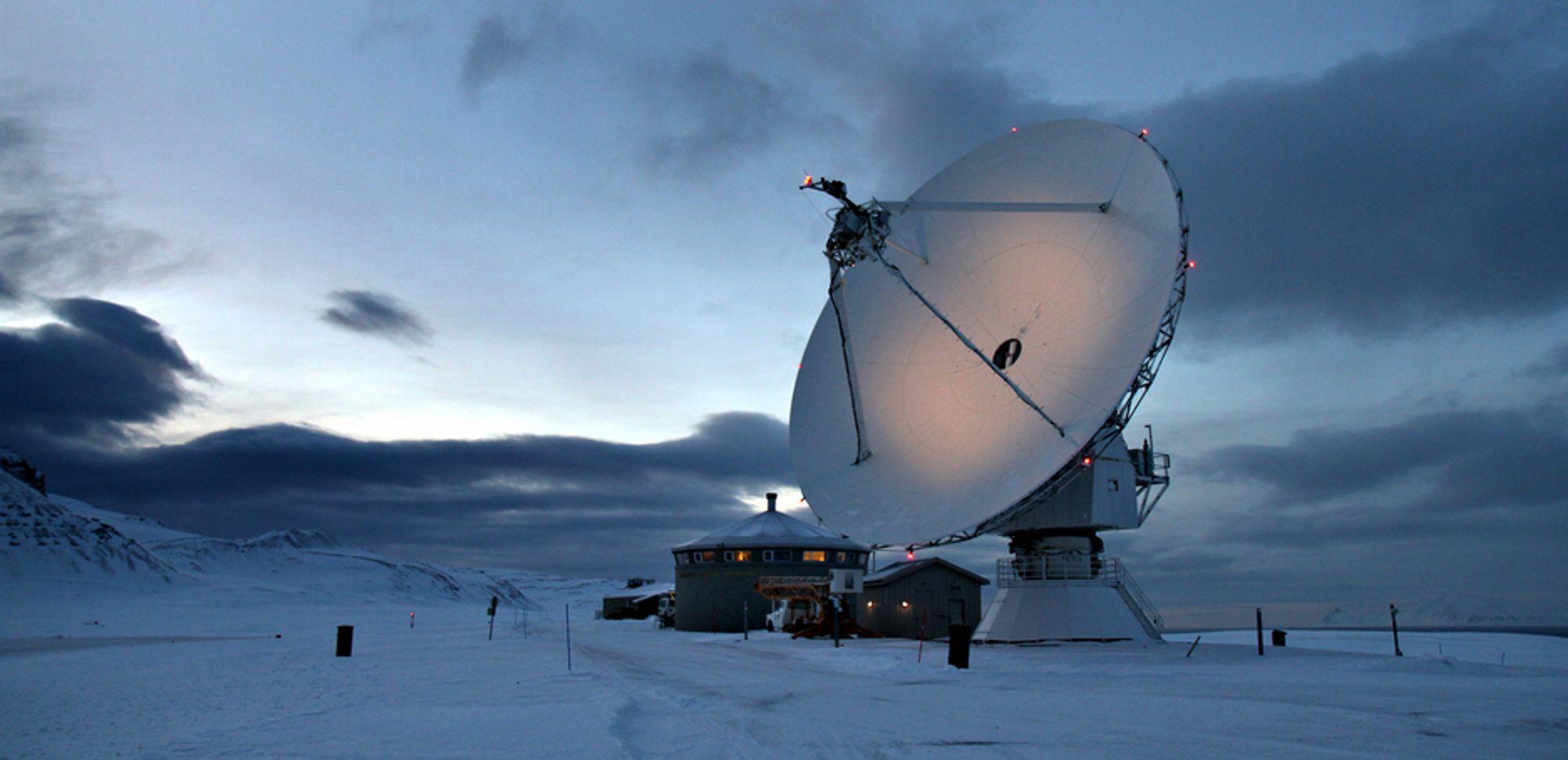 Regjeringen sier ja til bygging av nytt observatorium i Ny-Ålesund.