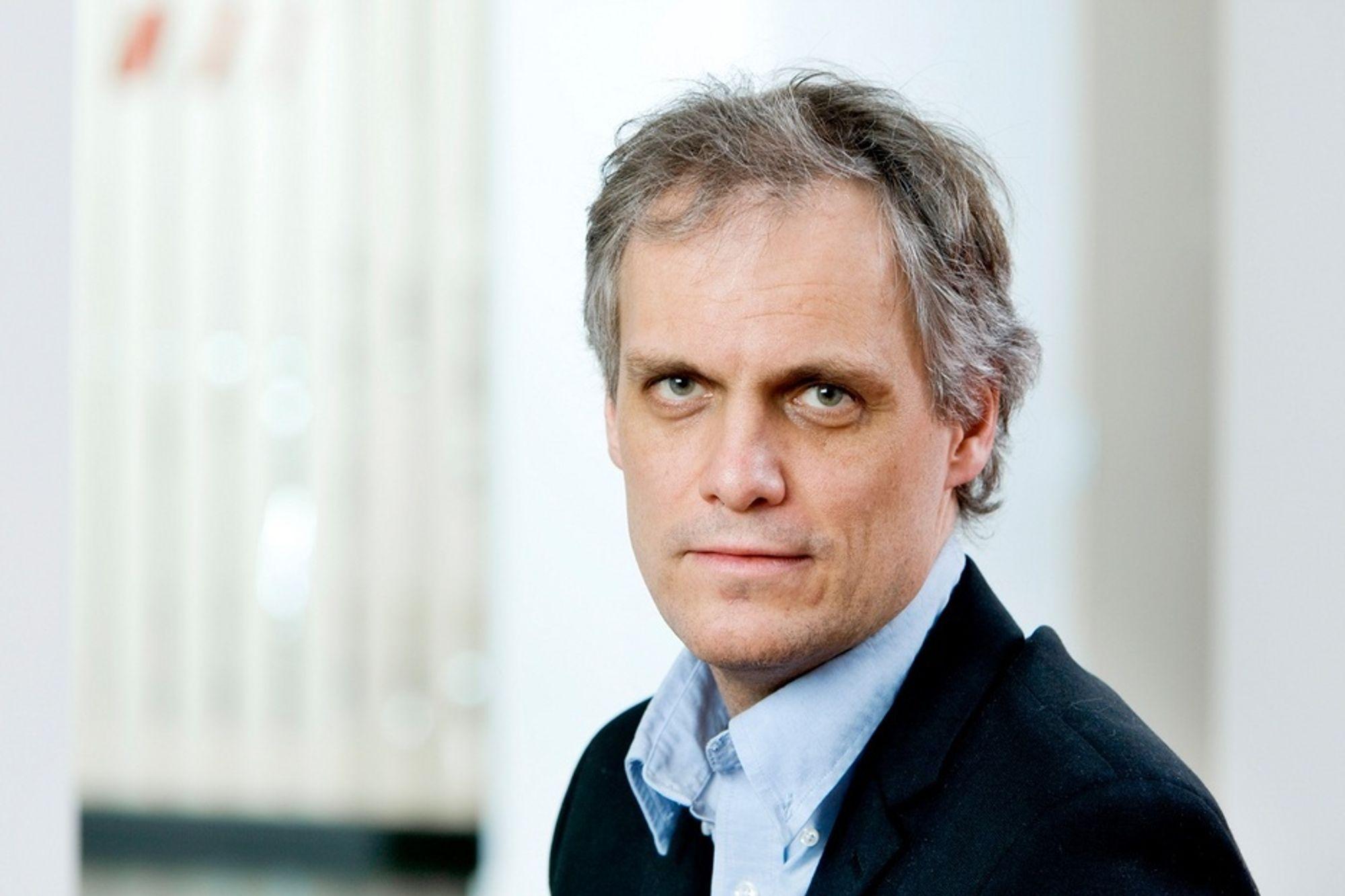 Assisterende arbeids- og velferdsdirektør Yngvar Åsholt i NAV forteller om stor optimisme i norske bedrifter.