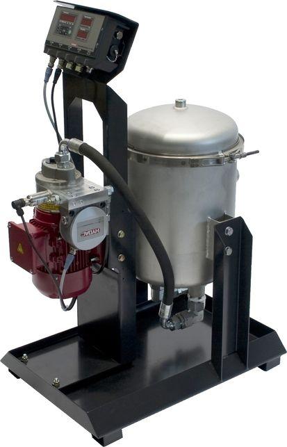 Renser hydraulikkoljen