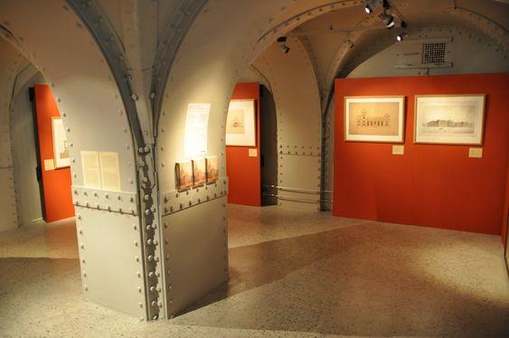 HVELVET: Utstillingen er montert i hvelvet til Nasjonalmuseet - Arkitektur. Foto: Fredrik Drevon