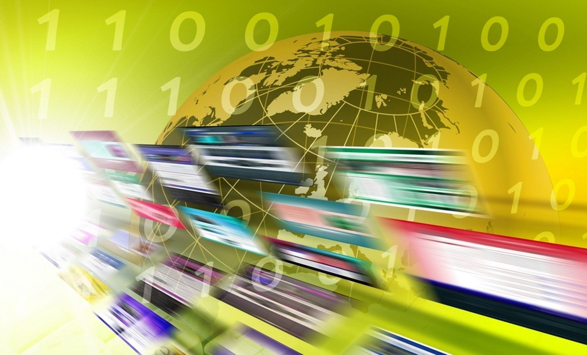 NY TREND: Den nye trenden innen sikring av nettbanker er å kartlegge kundenes bruksmønster for å avdekke svindlere.