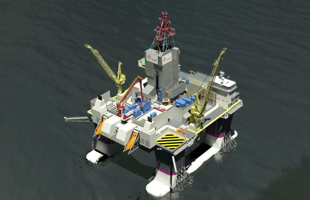 Songa Offshore fikk kontrakten for bygging av to kategori D-rigger. Verdien er på hele 13 miliarder kroner.