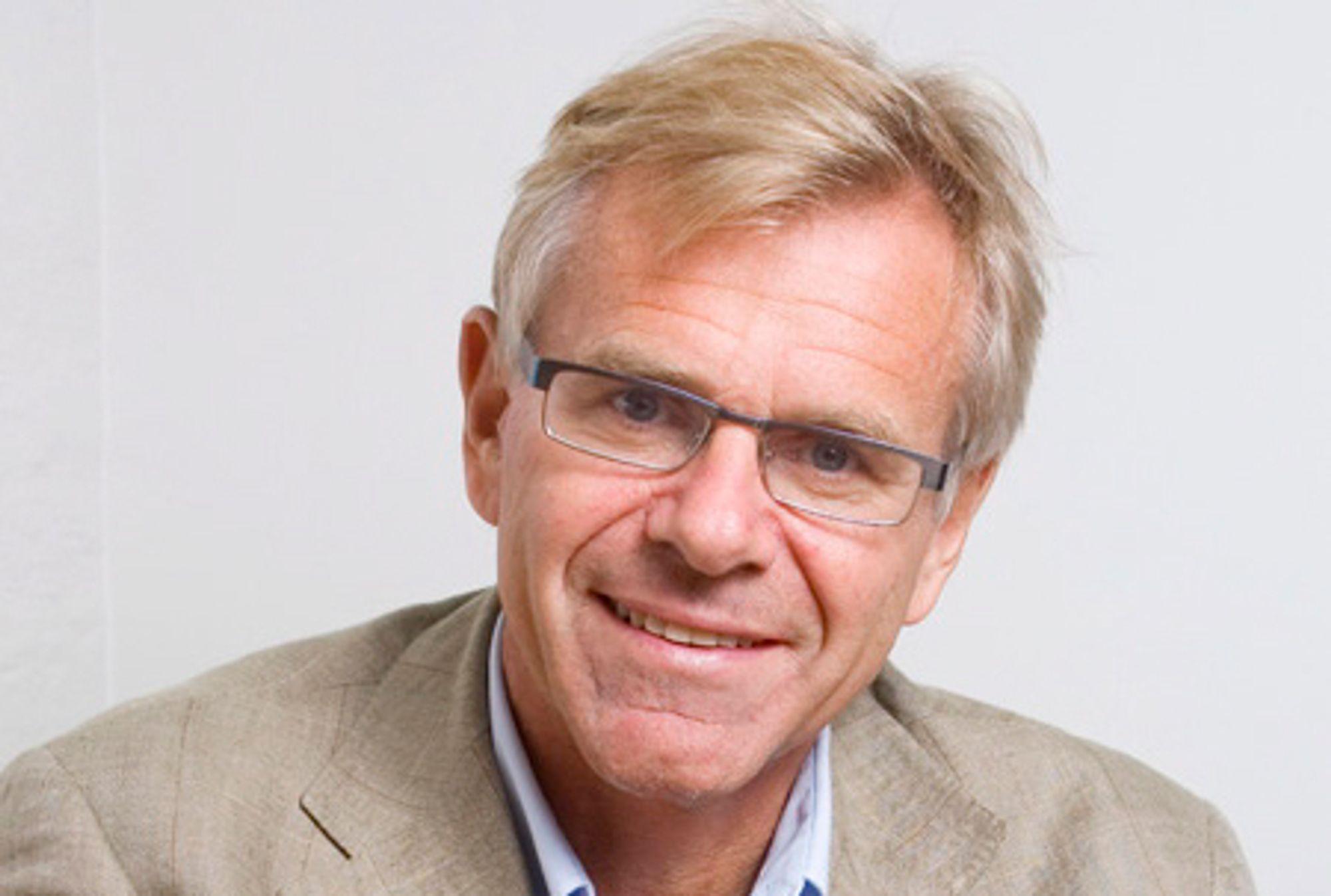 Terje Osmundsen, nyhetsbrevet Mandag Morgen
