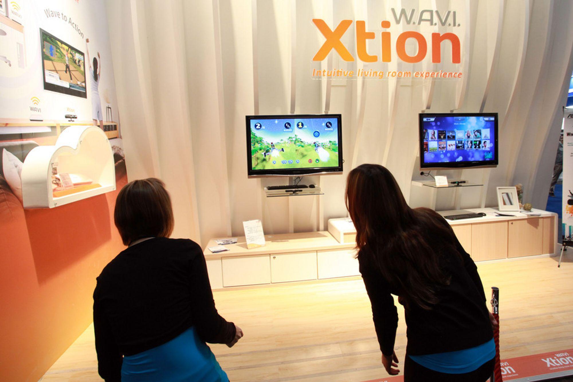 """Asus med """"Kinect-kopi"""""""