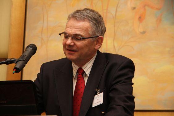Jan Helge Skogen, Statoil-direktør i Russland.