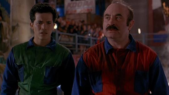 Tom Hanks unngikk bare så vidt å spille hovedrollen i Super Mario-filmen.