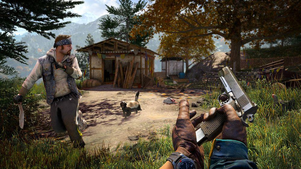 Skytespillserien Far Cry er en av mange spill Uwe Boll har gjort skam på.