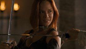 Kristanna Loken spilte i Bolls filmadapsjon av BloodRayne.