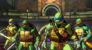 Etter måneder med rykter er et nytt Turtles-spill endelig annonsert