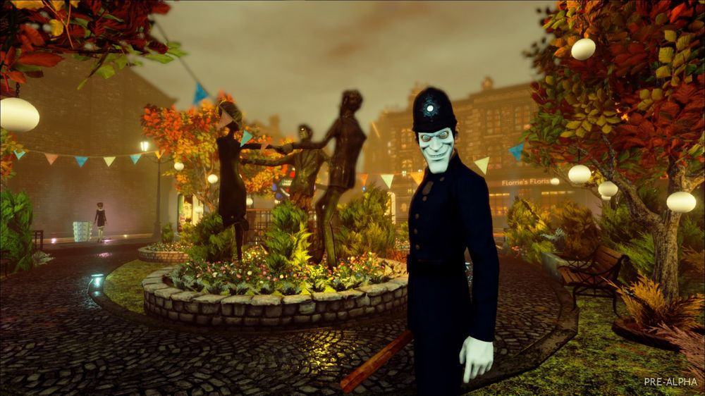 SNIKTITT: We Happy Few