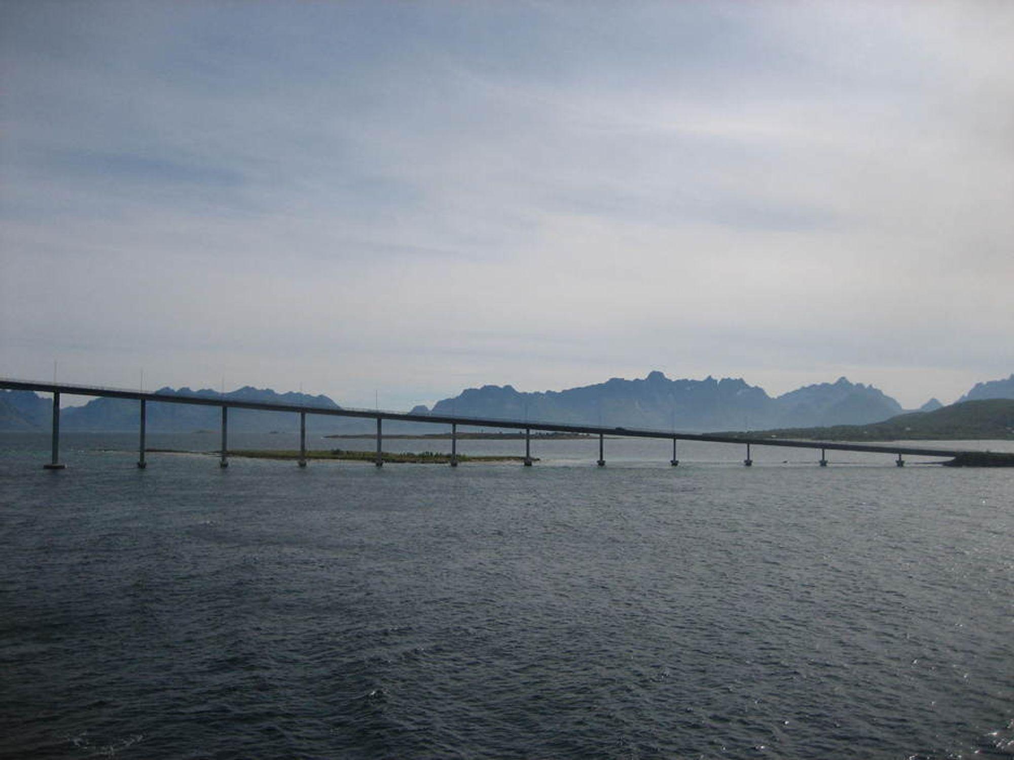 Illustrasjonsfoto, Vesterålen.