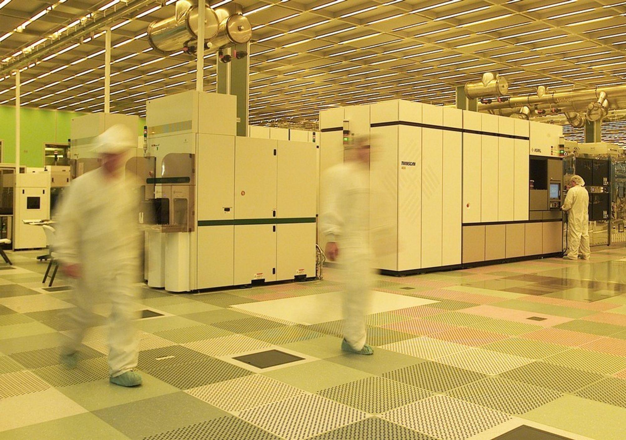 KAPASITET: IBM Labs har utviklet en teknologi som mangedobler dagens kapasitet i nettrafikken.