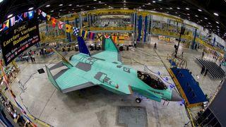 Endringer i F-35-programmet kan berøre Norge