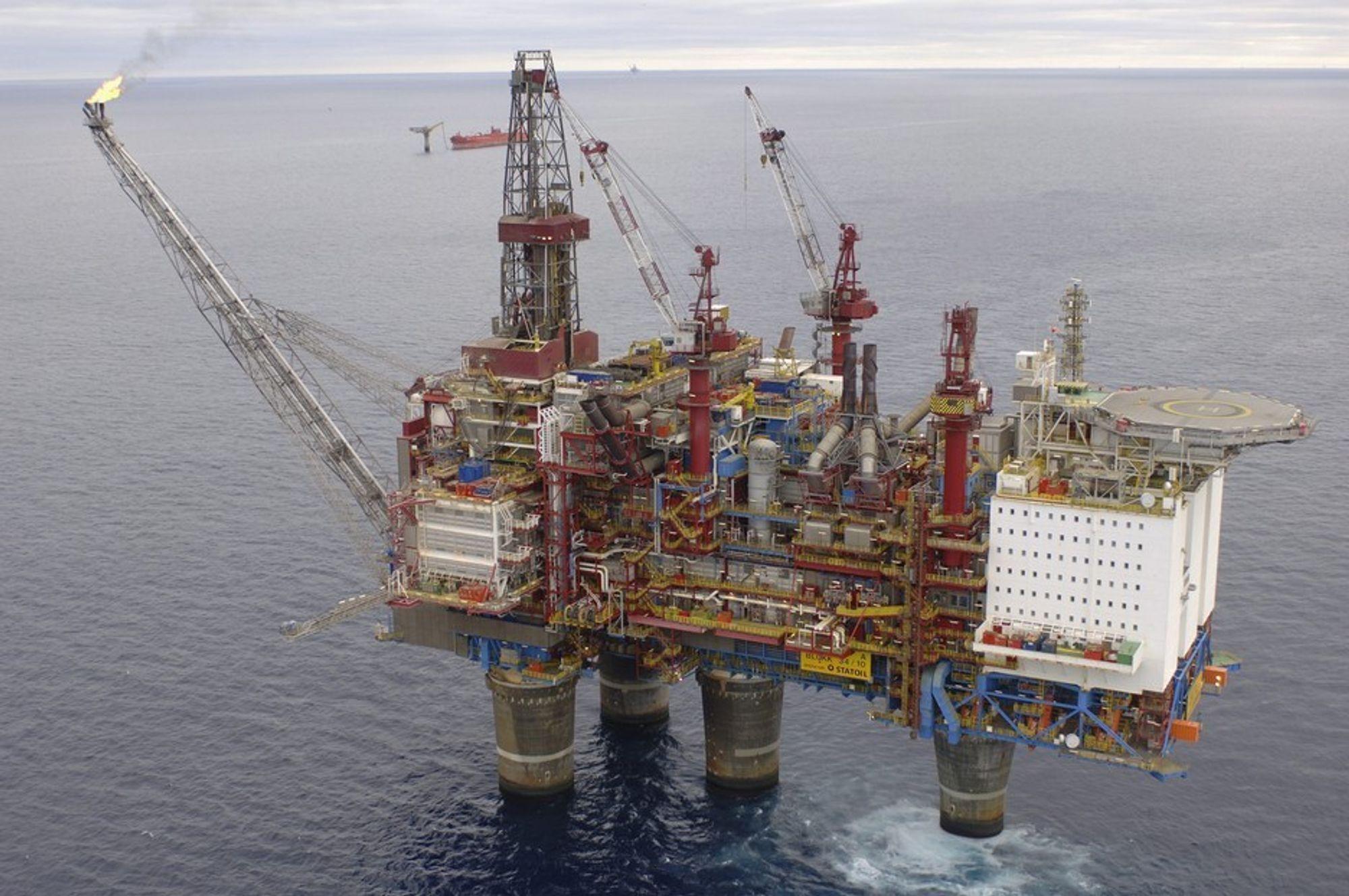 Statoil har utsatt boringene i sonen med trykkutfordringer. Men de borer videre i eksisterende brønner.