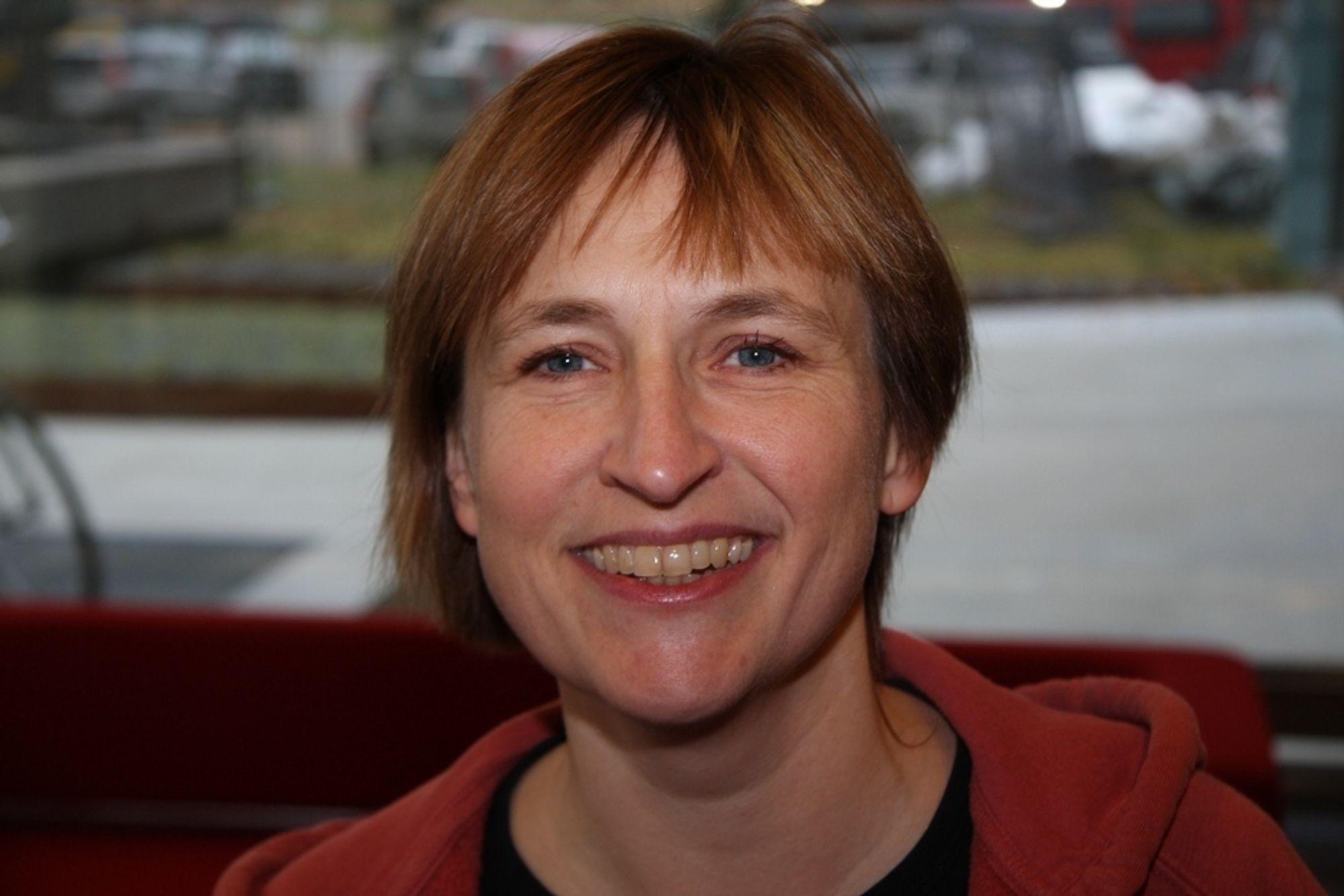 NY I RIF: Kristin Haaland blir ny fagsjef i RIF.