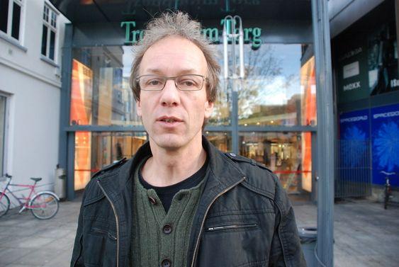 Overingeniør Bjørn-Ove Berthelsen i Miljøenheten i Trondheim kommune.