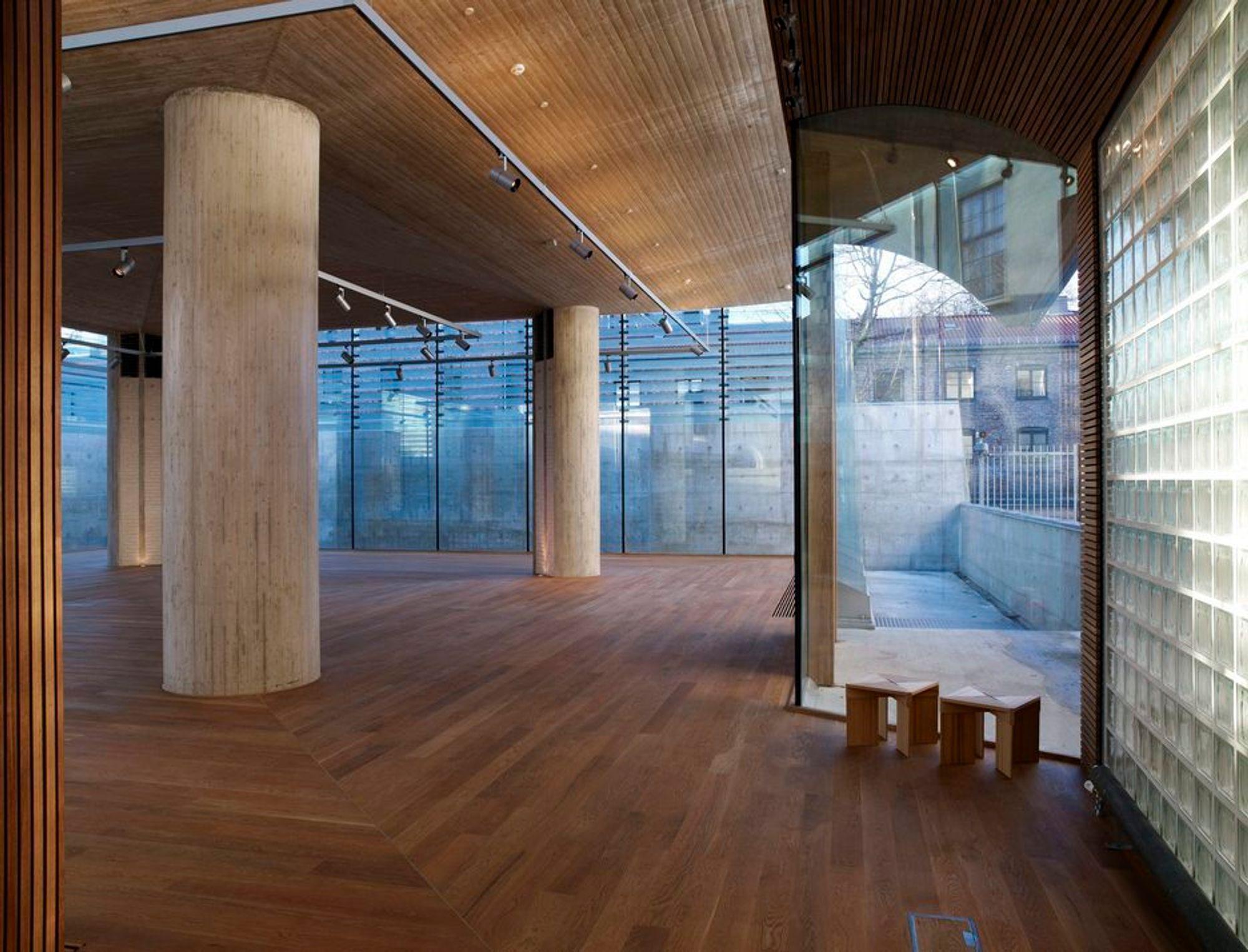 FÅR PRIS: Nasjonalmuseet Arkitektur er nominert til årets ECSN-pris.
